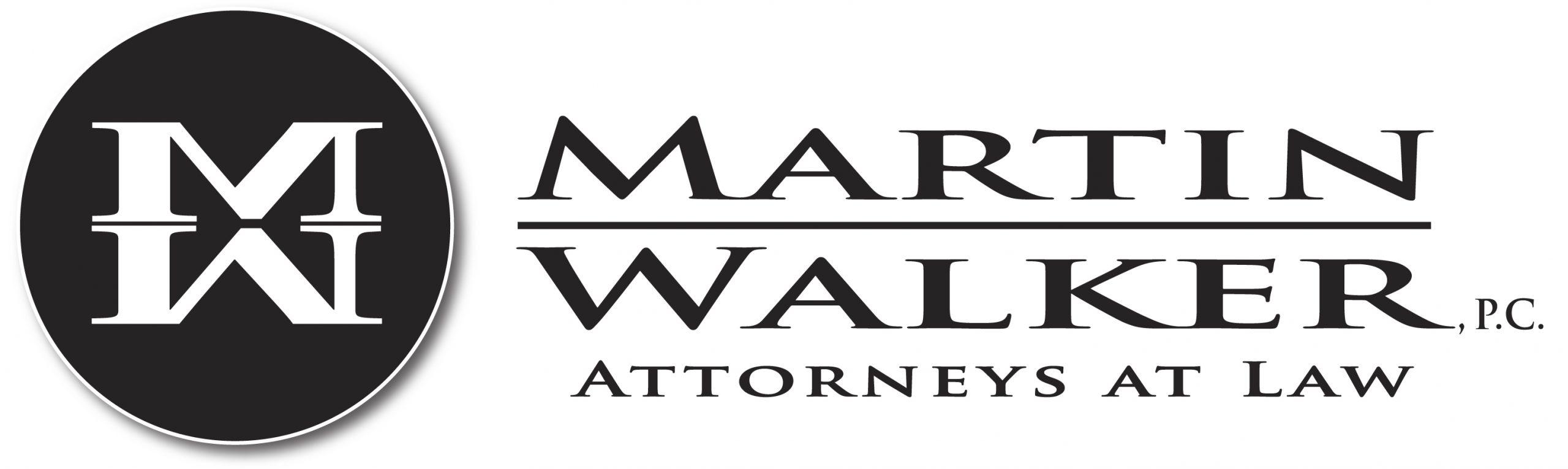 Martin Walker Law Firm Logo