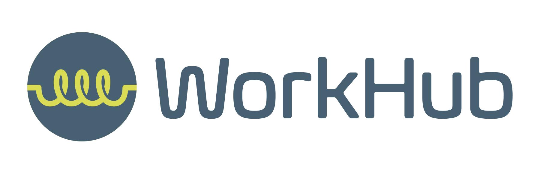 WorkHub Logo