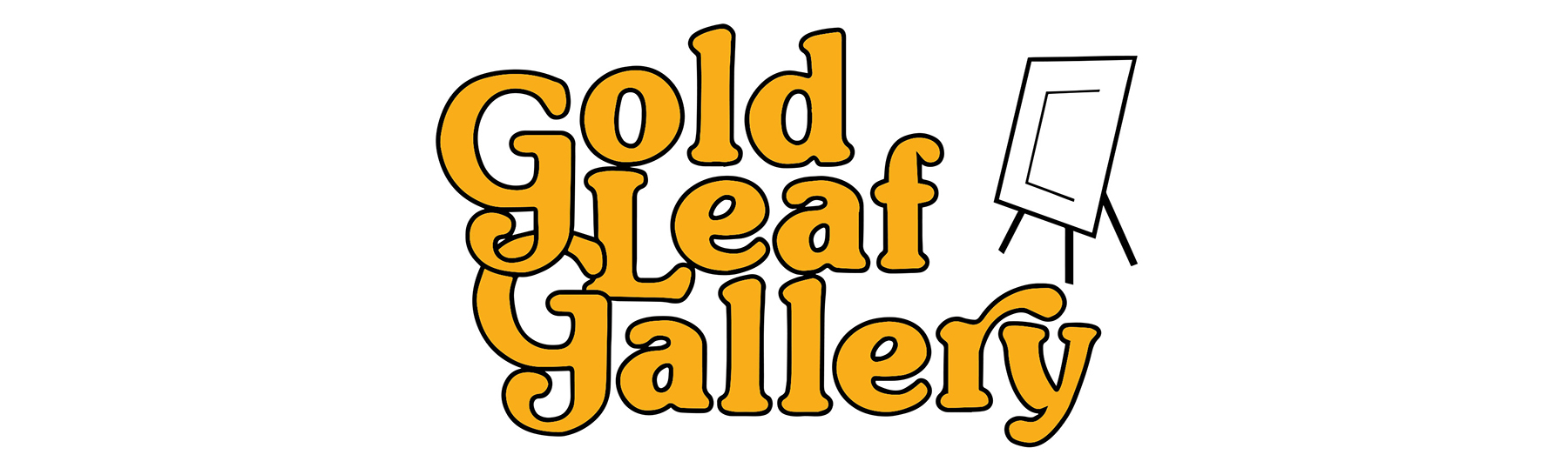 Gold Leaf Gallery logo